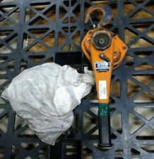 Ingersoll Rand Lv600 3 Ton Lever Chain Hoist 20 Ft Lift Classic Lv 600 20