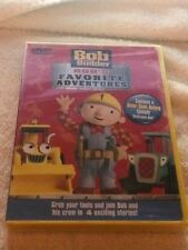 Bob the Builder -lot of 5 Different Movies(DVD)**FACTORY SEALED