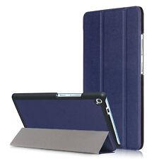 Tasche für Lenovo Tab3 7 Plus 7,0 Zoll Zubehör Ständer Halterung Hülle Tab 3