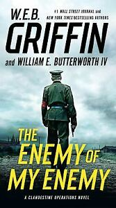 The Enemy of My Enemy A Clandestine Operations Novel Paperback