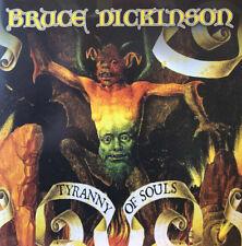 Bruce Dickinson - Tyranny Of Souls LP - Import Black Vinyl - NEW - Iron Maiden