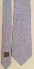 -AUTHENTIQUE cravate cravatte neuve HERMÈS   100% soie   vintage