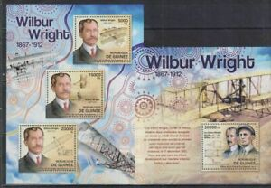 D902. Guinea - MNH - Famous People - Wright brothers