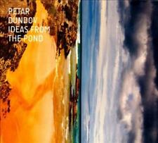 PETAR DUNDOV - IDEAS FROM THE POND [DIGIPAK] USED - VERY GOOD CD