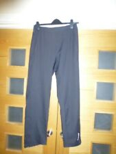 Girls Babolat training trousers- black- new medium- new