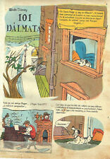 Old Comics with Walt Disney stories in Spanish color illus. 8 different stories