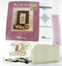 Just Nan STAR OF WONDER Class Project Series Linen Thread & Embellishment Pack