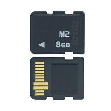 8GB M2 Memory Card Memory Stick Micro MS PRO DUO For SONY Camera Ericsson Xperia