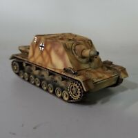 New 1/72 Scale WWII German Brummbar Assault Gun Desert Camouflage Plastic Model