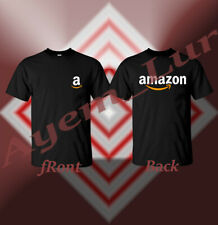 Amazon Logo Men's Clothing Fashion T shirt Sz S-3XL