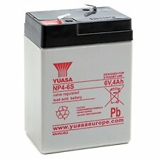 Bateria Yuasa NP4-6