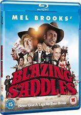 BLAZING SADDLES (1974 2014): BLU-RAY 40TH Anniversary Classic Mel Brooks Comedy