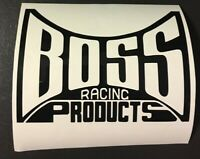 Boss Racing Frames Decal 80's Old School BMX Panda GT HUTCH HARO DYNO ACS CW