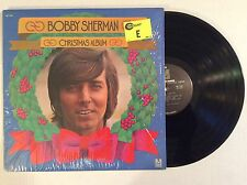 1970 BOBBY SHERMAN Christmas Album vinyl LP Metromedia MD-1038 NM