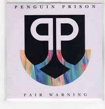 (GH501) Penguin Prison, Fair Warning (7 tracks) - 2011 DJ CD