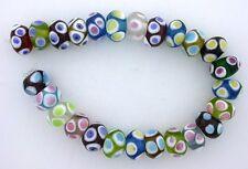 piezas de arte hobby bricolaje artesanías de fabricación de joyas Clara Opalite redonda con cuentas de 6mm de 64