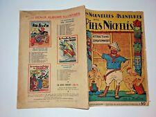 les pieds nickeles n° 8 attractions sensationnelles FORTON   1950