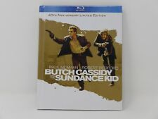Butch Cassidy and the Sundance Kid bluray (40th Anniv. Limited Edition Digibook)