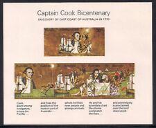 Australia 1970 Sc #482a Cap. Cook s/s Mnh (41001)