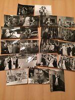 21 Original-Presse-Fotos MANOLO ESCOBAR-Filmszenen-nummeriert-Foto PALOMA DIGES