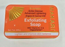 Makari Extreme Carrot & Argan Oil Bar Soap 7oz. – Exfoliating Anti-Aging Soap