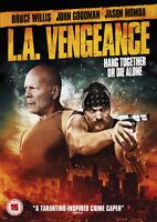 L.A. Vengeance DVD (2018) Jason Momoa, Cullen (DIR) cert 15 ***NEW***