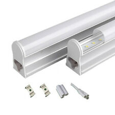 NEW LED TUBE T5 INTEGRATED LAMP LIGHT 5W 300MM COOL WHITE 6000K ENERGY SAVING UK