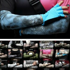 Tactical Oversleeve Arm Sleeve Cover Guard Outdoor Game Camouflage 17 colors