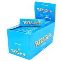 Original RIZLA Blue King Size Slim Rolling Tobacco Smoking Paper Skins Booklets