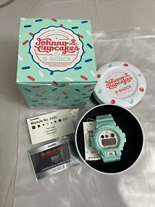 CASIO G-SHOCK Johnny Cupcakes COLLABORATION GD-X6900JC-3CR New