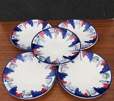 Velten vordamm cerámica 5x inferior/plato Hedwig bollhagen/Charlotte Hartmann