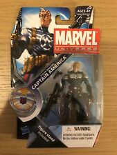 Marvel Universe Captain America Action Figure Series 3 No.021