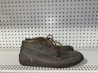 Sperry-Top Sider Harbor Cup Mens Leather Casual Ankle Chukka Boots Size 10.5