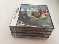 Shrek: Smash n' Crash Racing (Nintendo DS, 2007) DS NEW