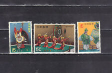 Japan - Lot Of Early Unused MH/OG Stamps (145JA) .