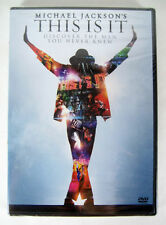 NEW & SEALED-This Is It-Michael Jackson DVD