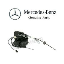 Mercedes W203 Coupe Passenger Right Door Lock Mechanism Genuine 203 720 08 35