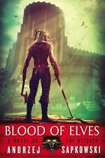 The Witcher: Blood of Elves 2 by Andrzej Sapkowski (2009, Paperback)