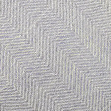 ALTEA Light Amethyst Ivory SOLID Silk Linen Blend Tie Italy NWOT