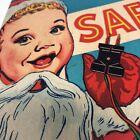 40s/50s Noma Christmas Lights with 7 Bulbs Safety Plug Fuse Original Box Tested