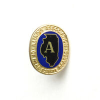 Illinois Association of Real Estate Boards REALTOR Vintage Lapel Pin IAREB
