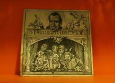 JACK BURNS - THE WATERGATE COMEDY HOUR - HIDDEN VINYL LP RECORD