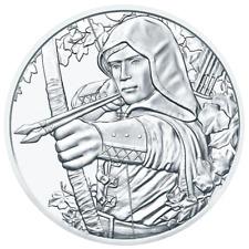 Münze Österreich 825 Jahre Wien 2019 Robin Hood 1 oz 999 Silbermünze