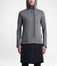 Nike Sportswear Tech Fleece hoodie removable bottom (831707-091) Sz Medium