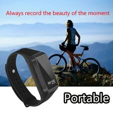 K68 HD 1080P Spy Hidden Smart Bracelet Wrist Watch Camera DV Video Camcorder·