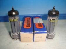 AZ41 TUNGSRAM # Matched Pair # NOS NIB # (935)