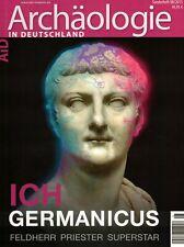 Burmeister, Ich Germanicus, Feldherr Priester Superstar, Archäologie Deutschland