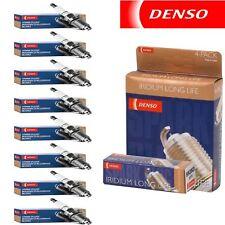 8 - Denso Iridium Long Life Spark Plugs for Lexus LX470 4.7L V8 1998-2007