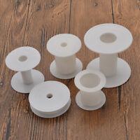 Spule Für Nähen Faden Nähgarn Leer DIY Basteln 4 Größen Zubehör Kunststoff Neu