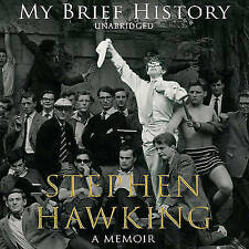 My Brief History by Stephen Hawking (CD-Audio, 2013)-new/sealed